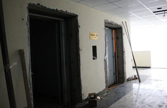 bàn giao nhà, sai phạm tại dự án Hồ Gươm Plaza, chung cư 16B Nguyễn Thái Học