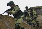 Nga rầm rộ tập trận quy mô lớn tại Crưm