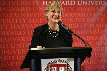 Hiệu trưởng ĐH Harvard sẽ thuyết trình với sinh viên Trường Nhân văn - ảnh 1