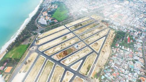 Tổng quan thực tế dự án Ocean Dunes - Phan Thiết