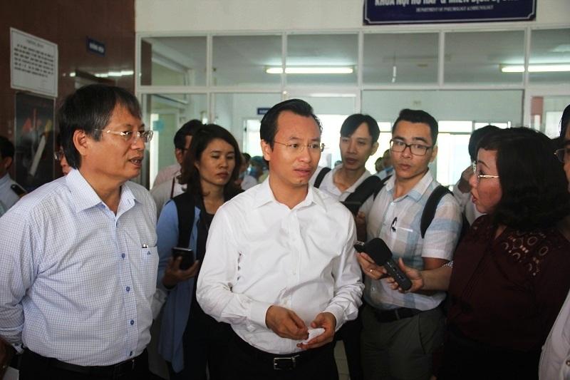 bệnh viện ngột ngạt, Bí thư Đà Nẵng, Nguyễn Xuân Anh, Đà Nẵng, Bí thư Xuân Anh