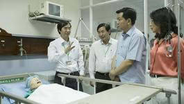 Trường ĐH Y khoa Phạm Ngọc Thạch thay đổi vùng tuyển sinh