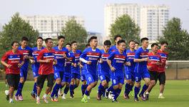 Lịch thi đấu vòng loại Asian Cup 2019 của đội tuyển Việt Nam