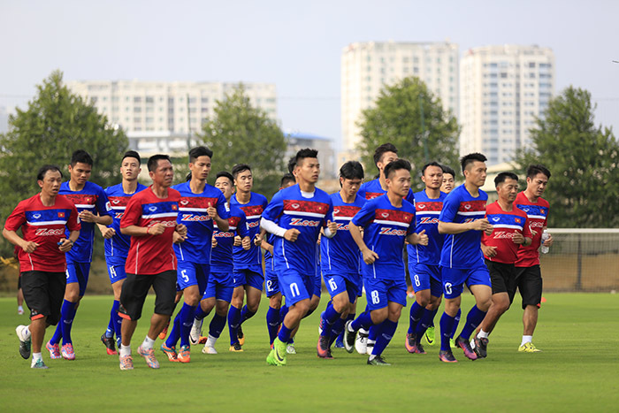 Lịch thi đấu bóng đá, Đội tuyển Việt Nam, Asian Cup 2019, Lịch thi đấu của tuyển Việt Nam