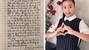 Bài văn xúc động kể về gia đình của con gái Quyền Linh