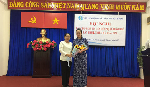 Nhân sự mới TP HCM, Nghệ An, Hậu Giang