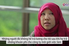 Thảm cảnh kiếp ôsin ở 'thiên đường' Hong Kong