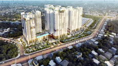Sắp công bố tòa tháp đẹp nhất HaDo Centrosa Garden