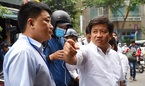 Ông Đoàn Ngọc Hải: Kiểm điểm bảo vệ khu phố phản ứng tháo dỡ