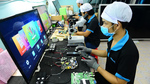 Asanzo cạnh tranh với các 'ông lớn' điện tử thế giới