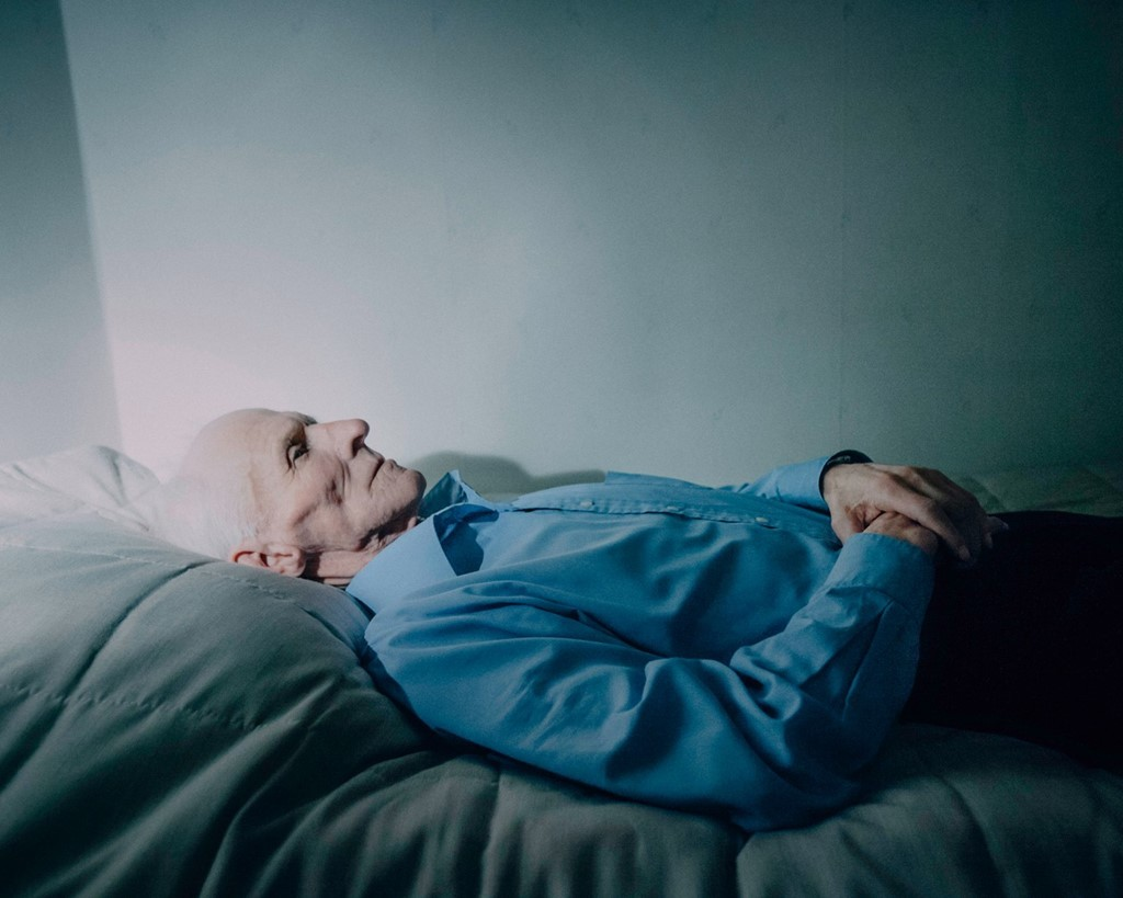 Nhiếp ảnh gia vượt qua nỗi đau tử biệt bằng bộ ảnh u hoài