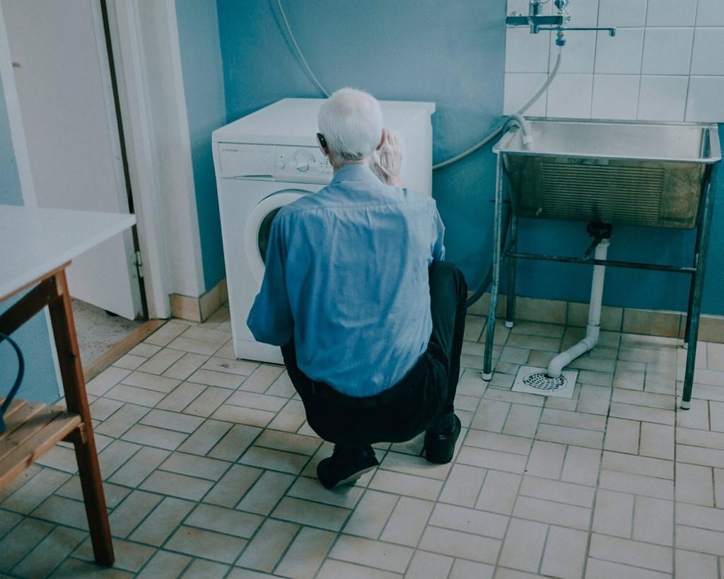 ảnh nghệ thuật, người già, mất người thân, qua đời, nhiếp ảnh gia, Mỹ