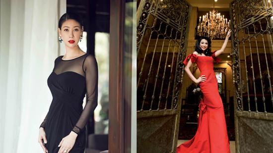 Đọ nhà siêu đẹp của hai hoa hậu giàu nhất Việt Nam