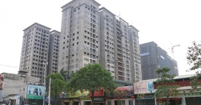 nhà ở xã hội, mua bán nhà, mua chung cư Hà Nội
