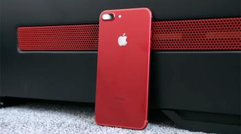 Video mở hộp iPhone 7 Plus màu đỏ cực hot
