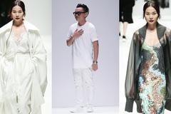 Thanh Hằng catwalk ấn tượng BST của Công Trí ở Tokyo Fashion Week