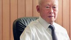 Ra mắt cuốn hồi ký của ông Lý Quang Diệu