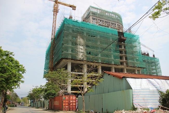 bán đảo Sơn Trà, cày xới Sơn Trà, Thành ủy Đà Nẵng, xây dựng trái phép