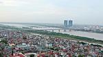 'Nhiều tương đồng trong lập quy hoạch TP ven sông Hà Nội và Hàng Châu'