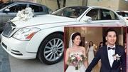 MC Thành Trung rước dâu lần hai bằng xế hộp 21 tỷ đồng