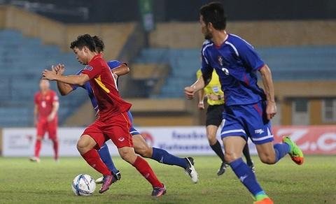Highlights ĐT Việt Nam 1-1 ĐT Đài Loan