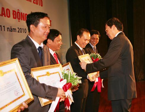 PVN đồng ý huỷ các quyết định khen thưởng PVC và Trịnh Xuân Thanh
