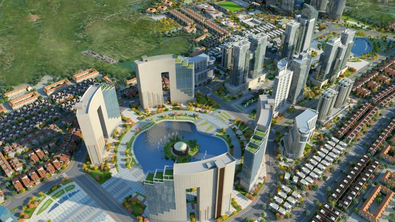 khu đô thị Kim Chung-Di Trạch, hạ độ cao các tòa nhà ở xã hội, quy hoạch Hà Nội