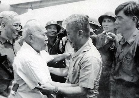 Chủ tịch nước Tôn Đức Thắng, Bác Tôn, từ chối nhận nhà, nhà công vụ