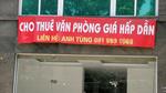 Lợi nhuận văn phòng Hà Nội thuộc hàng cao nhất thế giới