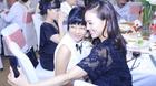 Bạn gái mới của Công Lý thân thiết với MC Thảo Vân