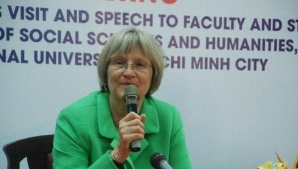 Hiệu trưởng ĐH Harvard, ĐH Harvard, Trường ĐH Khoa học Xã hội và Nhân văn TP.HCM