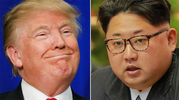 Triều Tiên, Trump, Obama, Kim Jong Un