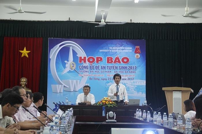 Trường ĐH Sư phạm Đà Nẵng sẽ 'thưởng nóng' thí sinh đạt điểm cao