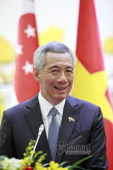 Thủ tướng Singapore, Thủ tướng Nguyễn Xuân Phúc, Biển Đông