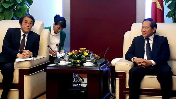 Việt - Nhật sẽ tăng cường hợp tác về ATTT, thành phố thông minh