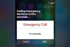 """Người dùng iPhone được khuyến cáo không nói """"108"""" với Siri"""