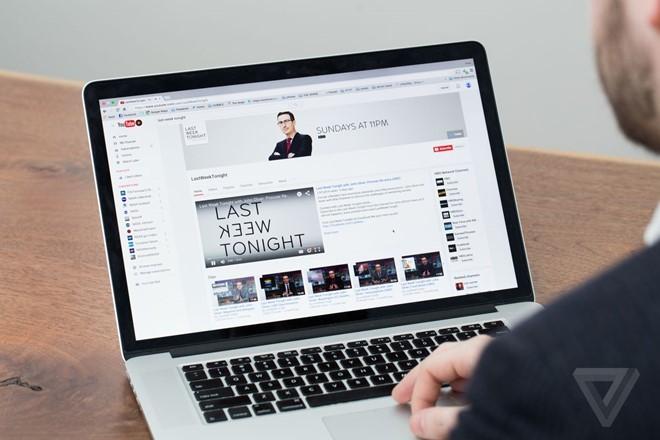 Google, YouTube, quảng cáo
