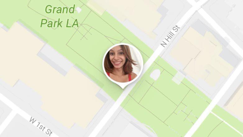 Google Maps thêm tính năng chia sẻ vị trí người dùng