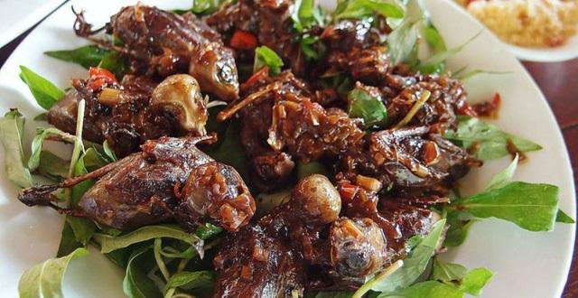ẩm thực, Bình Định, đặc sản, món ngon