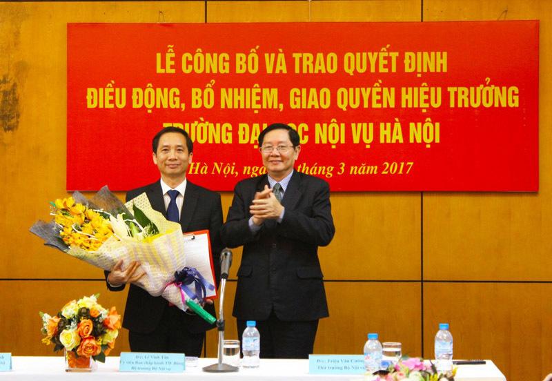Nhân sự mới Bộ Nội vụ, Nghệ An, Tây Ninh