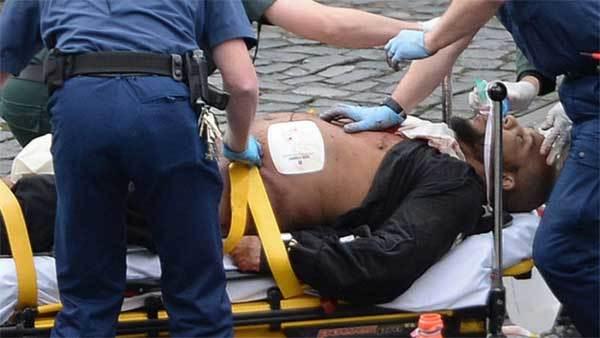 Kẻ khủng bố London là công dân Anh