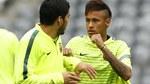 Trực tiếp Uruguay vs Brazil: Suarez đối đầu Neymar