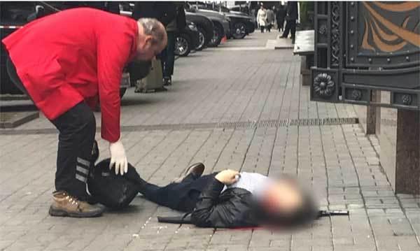 Cựu nghị sĩ Nga bị bắn chết ở Kiev