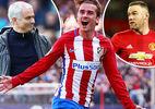 Mourinho toại nguyện có Griezmann, Real bán Ronaldo sang Trung Quốc