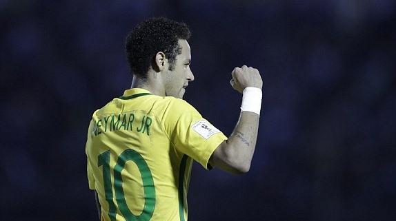 Neymar nhảy samba, Brazil nhấn chìm Uruguay