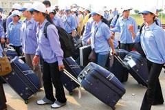 Nhiều quy định mới về phí xuất khẩu lao động