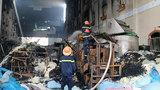 Hình ảnh tan hoang sau vụ cháy suốt 24 giờ ở Cần Thơ