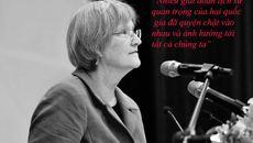 Những phát ngôn ấn tượng của Hiệu trưởng ĐH Harvard