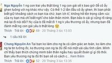 Chàng trai bị ném đá khi lên mạng nói xấu bạn gái cũ