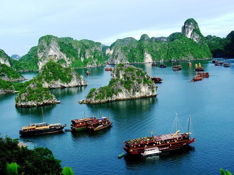 Quảng Ninh lắp camera giám sát trên vịnh Hạ Long